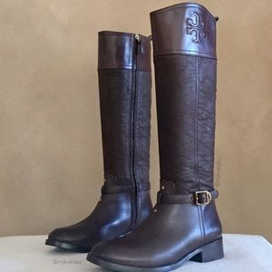 NEW✨Tory Burch Simone Riding Boots